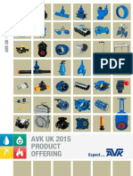 AVK UK Gross Price List