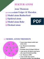 2 Teori Atom