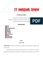 Libreto The Rocky Horror Show Elizondo.doc