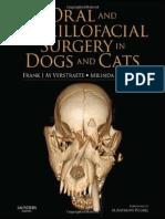 Chirurgie Oro-maxilo-faciala - Caini Si Pisici