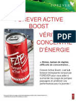 Forever Active Boost Fab