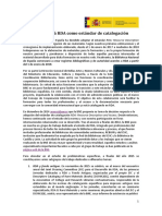 La BNE adoptará RDA como estándar de catalogación