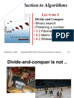 Lec3 Divide Conquer c