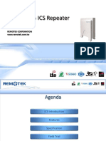 Remotek Pico ICS Repeater Introduction and Case Study