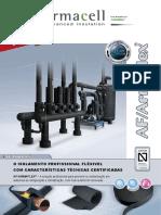 Armaflex AF - Ficha Técnica 1