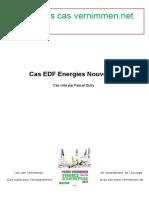 Enonces Cas EDF Energies Nouvelles