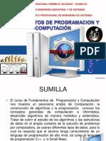 Fundamentos de Programacion Capitulo 1