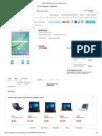 Tablet SM-T810 Samsung - Falabella