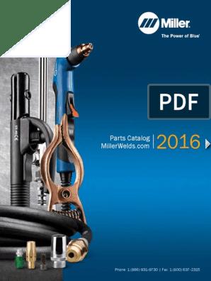 Plasma Cutter Kit,Fits Brand Hobart MILLER ELECTRIC 770655