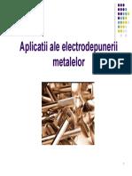 11. Aplicatii ale electrodepunerii.pdf