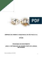 Edital - Linha 4 - Distribuição Em Fluxo Contínuo