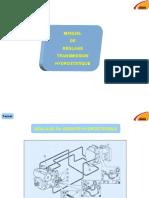 Regolazione Trasmissione Idrostatica-fr