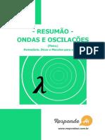 Resumao de Ondas e Oscilações.pdf