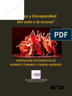 Exposición Fotográfica Danza y Discapacidad