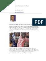 Interview of Abdurahman Abdullahi by Africa News Reporter