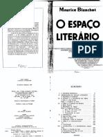 Blanchot_O espaço literário.pdf