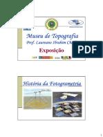 Historia Da FotoGraMeTria