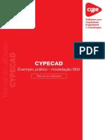 CYPECAD Exemplo Pratico Modelacao BIM
