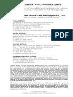 Philippines Rider Digest 2015
