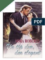 Nora Roberts MG 5 Un Tip Dur, Dar Elegant