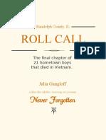 randolph county vietnam war 22 e-book revised