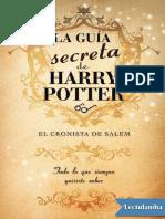 La Guia Secreta de Harry Potter - Pablo C Reyna