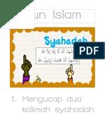 Rukun Islam -Dotted- PDF