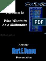 E, C, M Millionaire