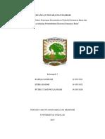 KELOMPOK 7 KND A2 Paper Permasalahan Dan Solusi Penerapan Desentralisasi Fiskal Di Sumatera Barat Dan Pengaruhnya Terhadap Pertumbuhan Ekonomi Sumatera Barat