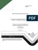 Femto Second Laser Processing