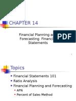 Ch 14 Forecasting