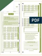 Lineamientos Generales Para La Presentacion Del Examen de Estado Saber 11 2015 (Arrastrado) 1