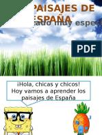 Los Paisajes de España Fran