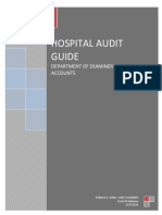 Hosp Audit Guide