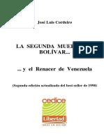 Segunda Muerte de Bolívar economia