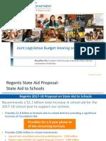 p12 Budget Testimony 2-14-17