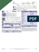 Pathfinder Char Example (Paladin)