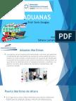 ADUANAS - Recepción y Despacho de Naves