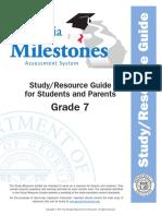 milestones studyguide gr07 11-16
