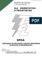 [Cliqueapostilas.com.Br] Apostila Orientativa Para Projetistas Eletrica