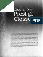 Class Source Book - Prestige Classes