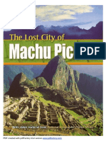 The Lost City of Machu Picchu.pdf