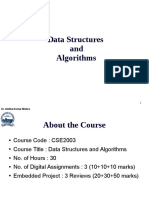 Introduction to Data Structures