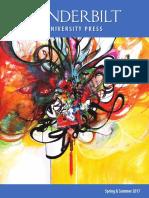 Vanderbilt University Press Spring/Summer 2017 Catalog
