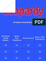 GB Jeopardy