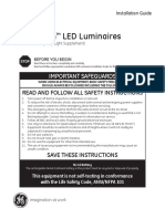 IND102 Lumination Emergency Light Option Installation Guide