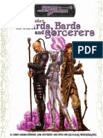 Scarred Lands - Player's Guide To Wizards, Bards and Sorcerers.pdf