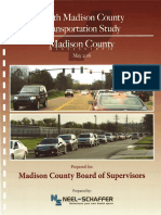 Madison County (MS) Road Plan 2016