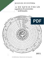 R. Zamorano. Diagrama Del Universo