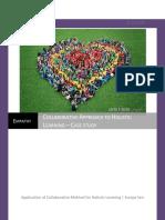 Holistic Learning Through Collaborative Method- Case Study
